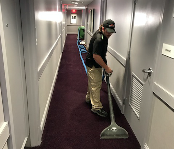 Why SERVPRO? Because We Get The Job Done Right!
