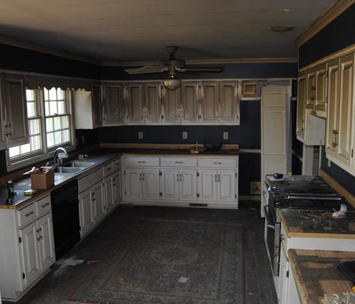 Fire Damage Don't let soot damage settle in your Nashville home