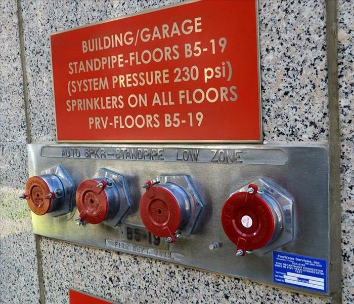 Water Damage What to Do if Your Condominium Complex Sprinkler System Goes Off
