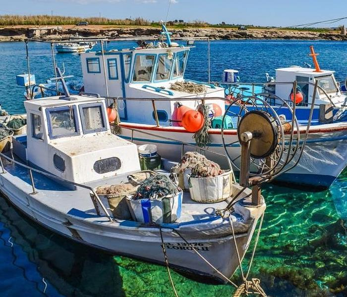 Cleaning Cleaning and Deodorizing Your Fishing Boat