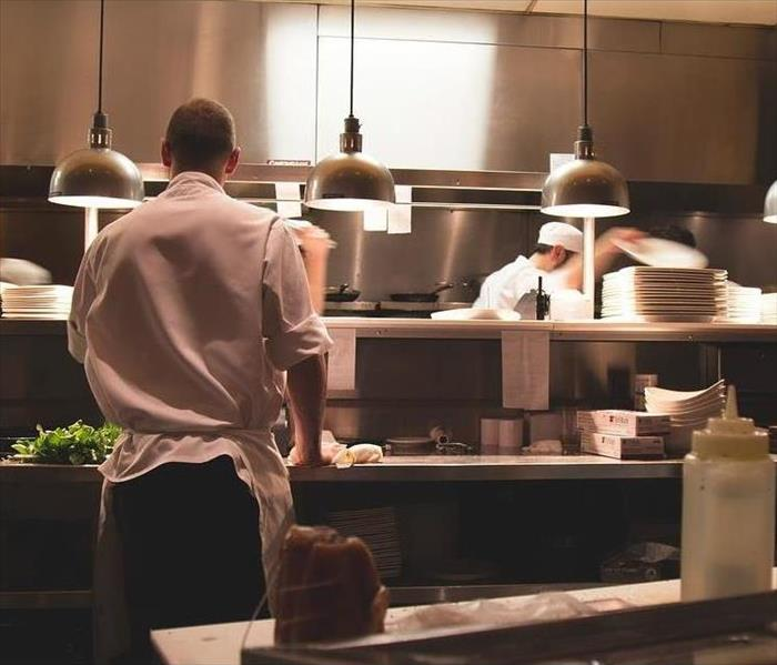 Cleaning Keeping Your Restaurant Kitchen Clean and Safe