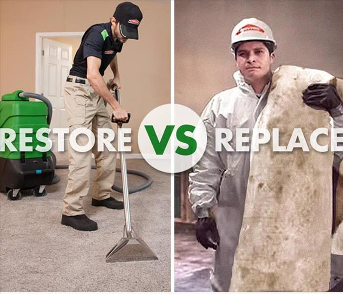 Water Damage Cleaning up after flood and water damage has taken over your Nashville home
