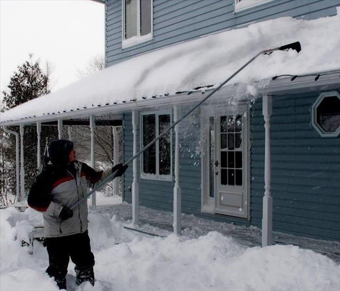 General Keep a clean roof to prevent water damage in your Nashville home this winter