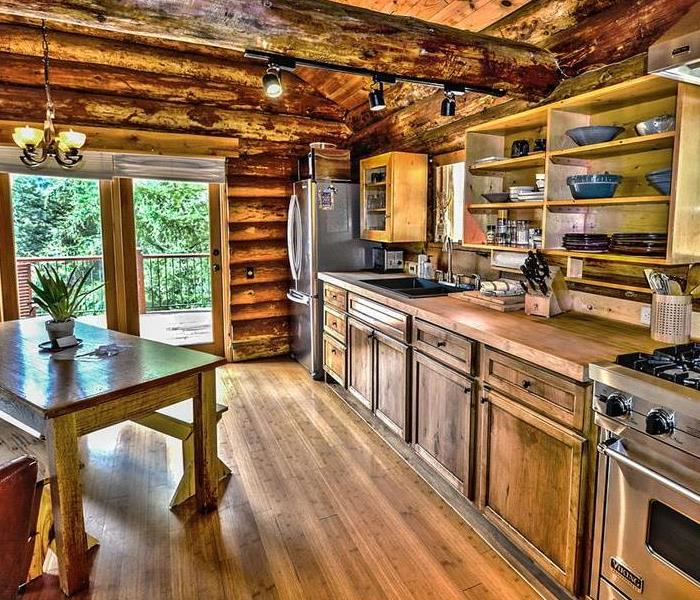Cleaning Does Your Summer Cabin Smell Like a Family of Bears?