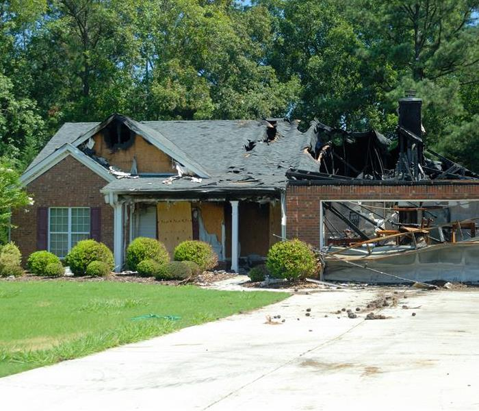 Fire Damage SERVPRO Supports the Home Fire Awareness Campaign, Nashville!