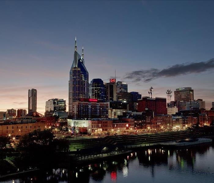 Community SERVPRO Is Now An Official WeatherBug Location Nashville!
